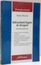 INFRACTIUNI LEGATE DE DROGURI , PRACTICA JUDICIARA de RALUCA MOCANU , 2007