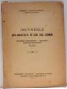 INOVATIILE ANTI-PROIECTULUI DE COD CIVIL GERMAN de POMPILIU VOICULET LEMEBY , 1944