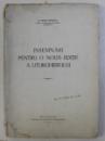 INSEMNARI PENTRU O NOUA EDITIE A LITURGHIERULUI , 1947