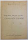 INTRODUCERE IN STUDIUL TERENULUI DE FUNDATIE de INGINER VLADIMIR FOCSA , 1942