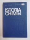ISTORIA CHIMIEI de MAGDA PETROVANU si M. HERSCOVICI , BUCURSTI 1967