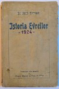 ISTORIA EVREILOR , 1924