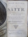Iure Divino a Satyr, London 1706