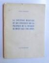 LA NOTATION MUSICALE ET SON INFLUENCE SUR LA PRATIQUE DE LA MUSIQUE DU MOYEN AGE A NOS JOURS par WILLY TAPPOLET , 1947