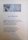 LA VOIX DES EAUX par I. GR. PERIETZEANOU , traduction du roumain par VICTOR FILOTI , illustrations par G. CATARGI , EXEMPLAR NUMEROTAT*