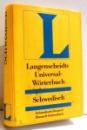 LANGENSCHEIDTS UNIVERSAL-WORTERBUCH , SCHWEDISCH , 2001