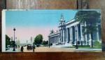 Le Grand Palais, Carte postala ilustrata dubla
