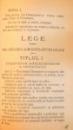 LEGI COLIGAT , COLECTIUNE DE LEGI SI REGULAMENTE USUALE CU DIFERITE DECIZII SI APROBARI SPECIALE PRIVITOARE PE COMUNA BUCURESTI , TABELE DE TAXE SI ALTELE , CULESE SI COORDONATE de CHIRITA G. MIHAIESCU SI PETRE G. BUCOVEANU , EDITIA A II-A , 1915