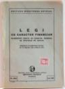 LEGI CU CARACTER FINANCIAR PUBLICATE IN MONITORUL OFICIAL NR.77 PARTEA I DIN 1.04.1943