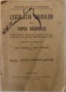 LEGISLATIA CHIRIILOR DIN TIMPUL RAZBOIULUI , 1919