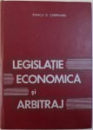 LEGISLATIE ECONOMICA SI ARBITRAJ  - MANUAL de STANCIU D. CARPENARU , 1974