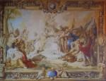 LES MANUFACTURES DES GOBELINS : QUATRE SISECLES DE CREATION - TAPISSERIES ROYALES ( 1600 - 1800 ) EDITIE BILINGVA FRANC. - ROMANA , CATALOG DE EXPOZITIE , 2011 - 2012