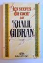 LES SECRETS DU COEUR par KHALIL GIBRAN , 1988