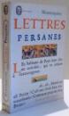 LETTRES PERSANES de MONTESQUIEU , 1966