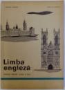 LIMBA ENGLEZA  - MANUAL PENTRU CLASA A VIII -A de MARIANA TARANU si LEON D. LEVITCHI , 1971