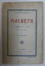 MACBETH de WILLIAM SHAKESPEARE , 1925
