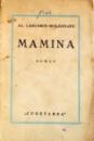 MAMINA , DEDICATIE*