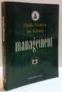MANAGEMENT de OVIDIU NICOLESCU SI ION VERBONCU , EDITIA A III-A , 1999