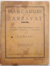 MANCARURI DE ZARZAVAT de E. CZELNAI