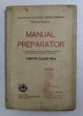 MANUAL PREPARATOR PENTRU CLASA A VII-A de CONSTANTIN F. NICOLESCU, GEORGE BORNEANU, GRIGOREERNESCU