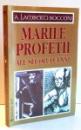 MARILE PROFETII ALE SECOLULUI AL XXI de A. LAMBERTI BOCCONI , 1999