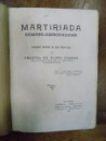 Martiriada Romano-Ambodaciana, Bucuresti 1909