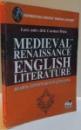 MEDIEVAL RENAISSANCE ENGLISH LITERATURE , 2006