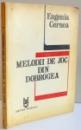MELODII DE JOC DIN DOBROGEA de EUGENIA CERNEA  ,1977
