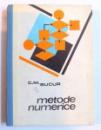 METODE NUMERICE de C. M. BUCUR, 1973