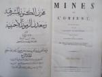 Mines de L'Orient, Exploitees par un societe d'amateurs, Viena 1814