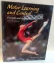 MOTOR LEARNING AND CONTROL de RICHARD A. MAGILL , 2004