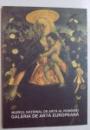 MUZEUL NATIONAL DE ARTA AL ROMANIEI - GHIDUL GALERIE DE ARTA EUROPEANA , 2000