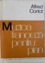 MUZICA FRANCEZA PENTRU PIAN de ALFRED CORTOT , 1966