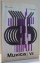 MUZICA VII de BRINCUSI PETRE , POPESCU NICOLAE , 1973