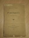 NICOLAS -J  PILLAT , PORTRAITS , PARIS 1913