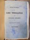 Notice Historique sur les tsiganes ou esclaves zingares de Moldavie et de Valachie, Bucuresti 1854