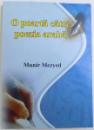 O POARTA CATRE POEZIA ARABA de MUNIR MEZYED, 2007