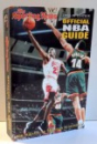 OFFICIAL NBA GUIDE - 1996-1997 EDITION by MARK BROUSSARD and CRAIG CARTER, 1996