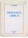 OFRANDA LIRICA de R. TAGORE , 1995