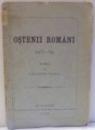 OSTENII ROMANI 1877-1878, POESII DE ALESSANDRU PELIMON , 1880