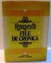 PANCIU , FILE DE CRONICA , 1982