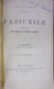 PASIUNILE de ARISTOTEL , TRADUCERE de J. CARAGIANI - CU DEDICATIA TRADUCATORULUI (1884)