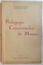 PEDAGOGIA COMUNITATILOR DE MUNCA de ILIE POPESCU TEIUSAN  1940