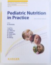 PEDIATRIC NUTRITION IN PRACTICE , editor B. KOLETKO , 2015