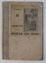 PERSONALITATEA  LUI STEFAN CEL MARE de I. URSU , 1921