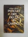 PESCUIT DIN DELTA IN CARPATI de VICTOR TARUS , 1983
