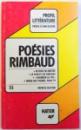 POESIES par RIMBAUD , 1977