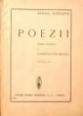 POEZII, MIHAIL EMINESCU de CONSTANTIN BOTEZ, EDITIA A II-A
