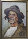 Portret Mos Simion