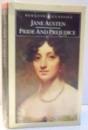 PRIDE AND PREJUDICE by JANE AUSTEN , 1987